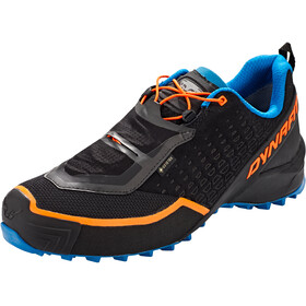 Dynafit Speed MTN GTX Schoenen Heren, black/mykonos blue